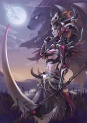 Livestream - Fantasy+SciFi? by MonoriRogue