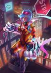 Neon Strike Vi - The piltover enforcer