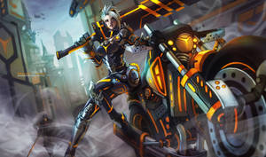 PROJECT : RIVEN
