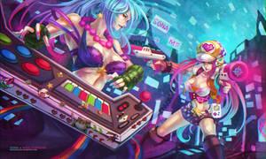 Arcade Duo