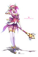 Star Guardian Lux by MonoriRogue