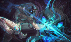 Kindred speed paint
