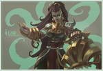 Illaoi - The Tentacle Lady
