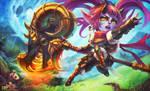 Dragon Trainer Poppy
