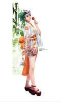 Genji - Summer Collection by MonoriRogue