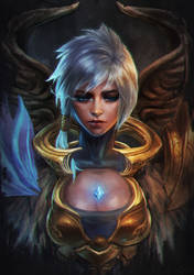 Dawnbringer Riven by MonoriRogue