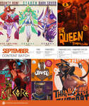 Patreon September 2017 Content Preview