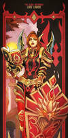 Lady Liadrin - The Blood Matriarch