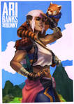 Commission - Ari Banks