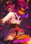 Halloween Harem - Bewitching Janna