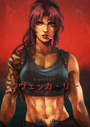 Revy by MonoriRogue