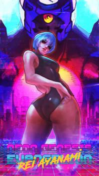 Neon Genesis Evangelion - Rei