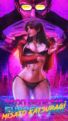Neon Genesis Evangelion - Misato