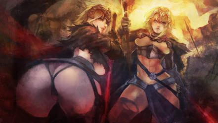 Jeanne d'Arc/Alter