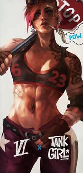 Tank Girl Vi