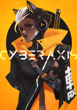 CyberAxis Doodle