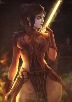 Bastila Shan Jedi