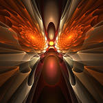 Flame Dragon's Visage