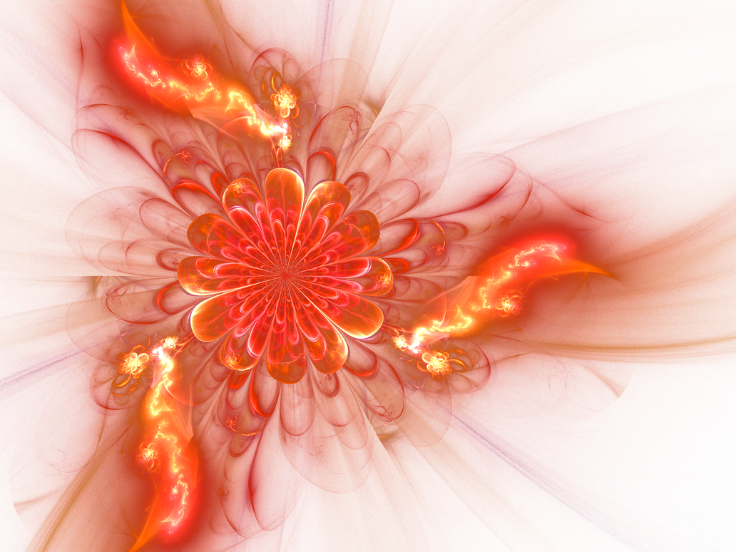 Fire Flower by ChaosFissure on DeviantArt