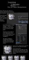 Learning Blender 2b