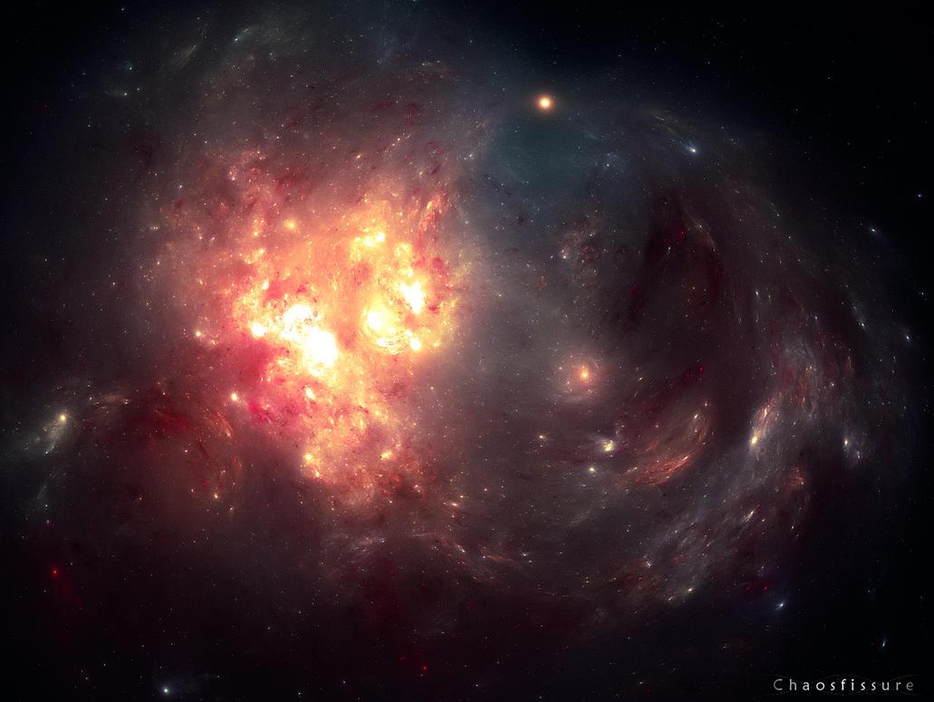 Sunken Nebula by ChaosFissure