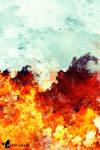 Burning Mountains