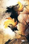 Burning Birds