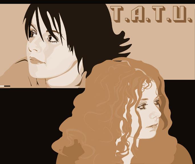 TATU by bedlamboy