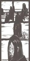 Everything Fades [A Short Comic] (Dark Souls 2).