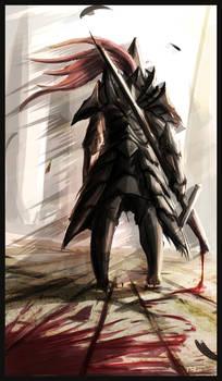 Old Dragonslayer (Dark Souls 2).