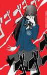 Hifumi Togo wants to Battle. (Persona 5)