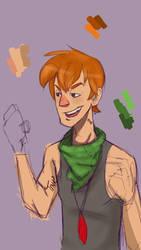 Peter Pan by Dakerman