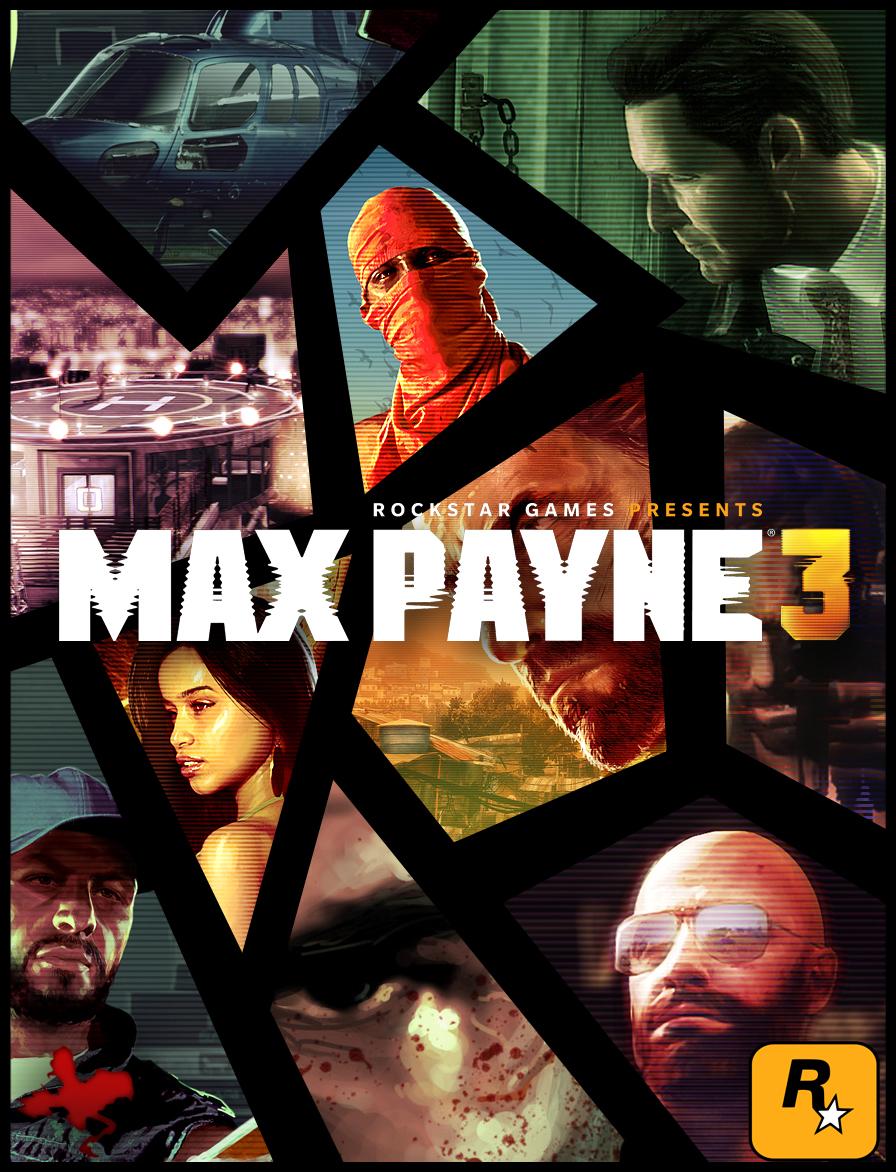 Max Payne 3 Cover Work By Sendescyprus On Deviantart