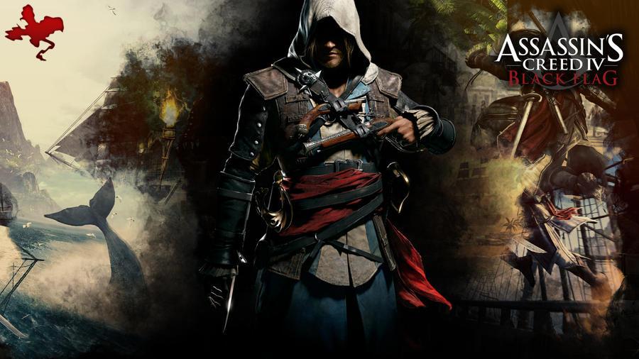 Assassins creed iv black flag wallpaper by sendescyprus on assassins creed iv black flag wallpaper by sendescyprus voltagebd Gallery