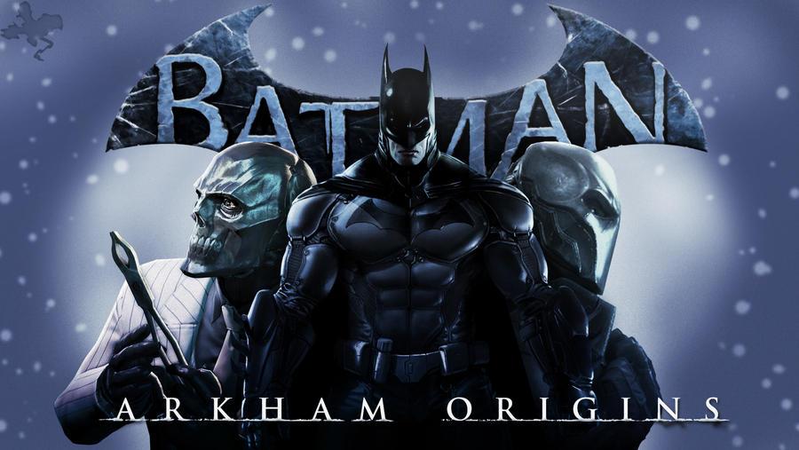 Batman Arkham Origins Wallpaper: Wallpaper By SendesCyprus On