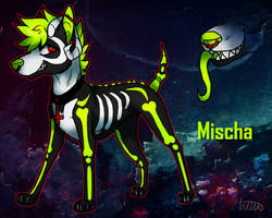 Mischa Reference by DaimonKitty