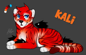 Kali Reference by DaimonKitty