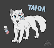 Taiqa Reference by DaimonKitty