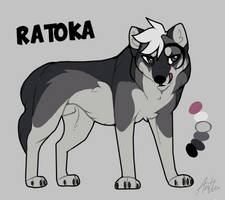 Ratoka Reference by DaimonKitty