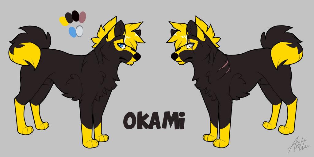 Okami Reference