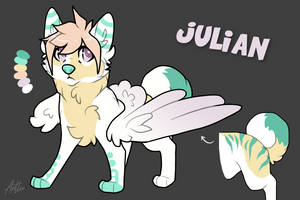 Julian Reference by DaimonKitty