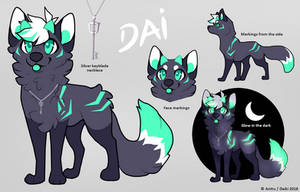 Dai Reference by DaimonKitty