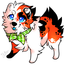 Adoptables #16 [OPEN] by DaimonKitty