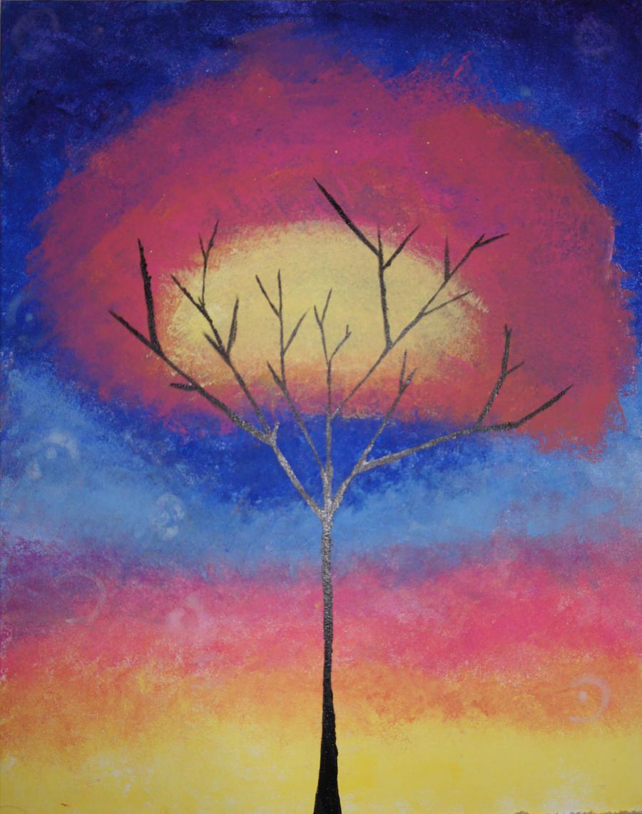 Dream Tree by manderbear17