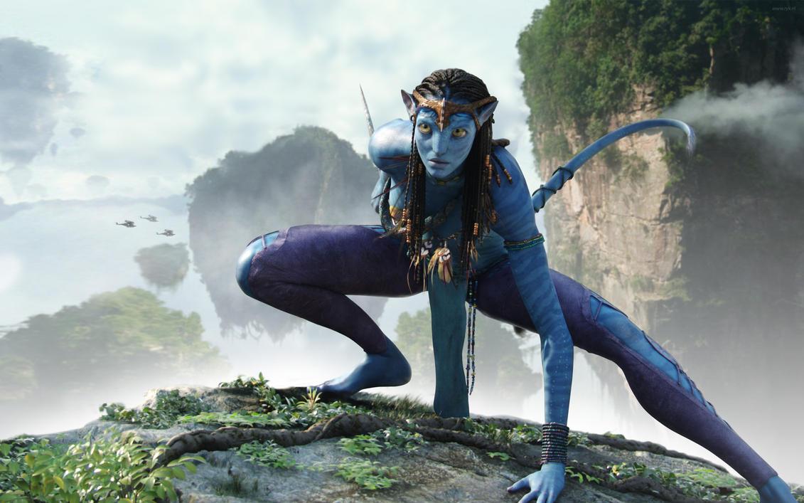 Avatar Neytiri HD by r...