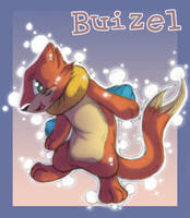 Buizel by That-Stupid-Dingo