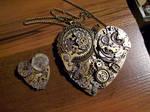 Steampunk Mechanic Heart
