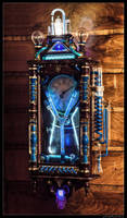 Steampunk Flux capacitor