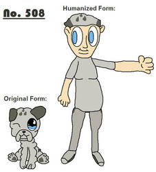Humanized Old LPS Pets: 508 by AridiaPizarro