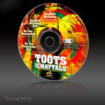 TOOTS PROMO CD FACE